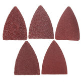 52x37mm 60/80/120/180/240 Grit Sand Paper Abrasive Tool
