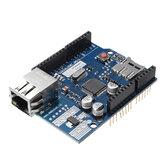 Geekcreit Ethernet Shield W5100 R3 Soporte PoE para UNO Mega 2560 Nano