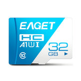 EAGET T1 Mini Class 10 U3 256 GB Speicher TF SD-Karte 32GB 64GB 128 GB Flash Karte Smart Card für Mobiltelefon Laptop