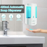 Bakeey Soap Dispenser Induction Soap Dispenser Automatic Liquid Dispensing For Home Hotels