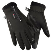 Men and Women Winter Antiskid Thermal Outdoor Sports Gloves Motorcycle Riding Skiing