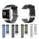 22mm Small Silicone Watch Band for Fitbit Ionic Smart Watch
