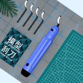 3D-Druckmodell Trimmer Base Repair Optimization Tools Entgraten von Trimmmessern Edelstahl-Abstreiffase für 3D-Druckerteil