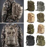 IPRee® 30L Outdoor Tactical Backpack 600D Nylon Vandtæt Camouflage Trekking Rygsæk