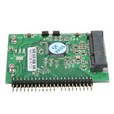 MSATA Mini PCI-E SSD to 1.8inch 44 Pin IDE Adapter Hard Disk Converter Card Board