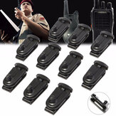 10st Belt Clip voor Motorola Talkabout 2 Way Radios T5400 T6200C Walkie-talkie
