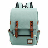 Simple Casual Large Capacity Business Travel Outdoors Laptop Bag for 15.6 inch Below Notebook