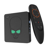 Beelink GT KING Amlogic S922X 4GB DDR4 RAM 64GB ROM 1000M LAN WIFI6 5.8G bluetooth 4.2 Android 9.0 4K HD Tv-box met spraakafstandsbediening