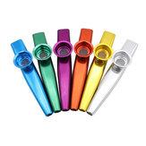 Orff Alloy Metal Kazoo Flute Diaphragm Mouth Flute Harmonica