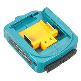Charger Adapter Dual USB Port Adapter for 12V-22V Makita Li-ion Battery