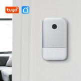 Tuya ذكي Key Lock Box Fingeprint Key Safe بلوتوث Wireless Network Password Aluminium أشابة Key Storage Lock Box مانعة لتسرب الماء