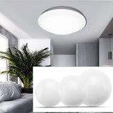 Luz de teto 12/24 / 30W 85V-265V 28cm LED Montagem de luminária Quarto Sala de estar