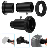 1.25inch Black Extension Tube And Astronomical Telescope Mount Adapter For Canon Camera