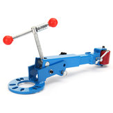 Roll Fender Reforming Extending Tool Wheel Arco Roller Flaring Ex strumento di riparazione