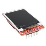 1,8 Polegadas TFT LCD Módulo de Display SPI Porta Serial com 4 Driver IO