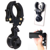 Universe Telescope Holder Clip Adattatore per telefono cellulare Telephoto Convert Clamp