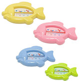 Topacc Kids Cartoon Fish Shape Water Sensor Thermometer
