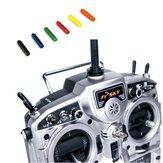 STP Fernbedienung Schalter Anti-Rutsch Hülle für Flysky Frsky Futaba JR Radioli<x>nk Transmitter 10Stücker