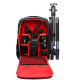 Portable Waterproof Nylon Carry Case Storage Bag Backpack for DJI Ronin S/SC Drone Camera Kit