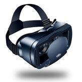 VRG Pro Okulary 3D VR Wirtualne, w pełni wizualne, szerokokątne okulary VR dla 5 do 7-calowych smartfonów z okularami