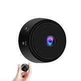 Mini câmeras ocultas A9 4K Wifi Detecção de movimento Night Vision remoto Câmera de vigilância doméstica de segurança Câmera de vigilância sem fio Nanny Camera