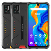 UMIDIGI BISON Global Band IP68 & IP69K Tahan Air NFC Android 10 5000mAh 6GB 128GB Helio P60 6.3 inci FHD + 48MP Quad Kamera Belakang Kamera Depan 24MP 4G Smartphone