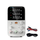 WANPTEK WPS605B 60V 5A Adjustable DC Power Supply Programmable 4 Digits LED Display Switching Regulated Power Supply