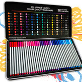 108 Colors 0.4mm Hook Line Pen Set Fine Line Colored Sketch Arts Drawing Marker Pens for Artist Stationery Painitng Tools Supplies