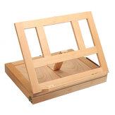 Cavalletto da tavolo in legno Cavalletto da tavolo multifunzione da tavolo con pittura artistica da tavolo