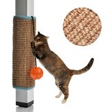 Cat Scratcher Kitten Mat Cat Scratch Papan Memanjat Pohon Meja Kursi Furniture Protector Pet Mainan
