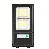 208 LED Capteur solaire Street Wall Light Outdoor Garden étanche IP65 Solar Light