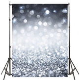5x7ft/3x5ft Retro Glitter Thin Vinyl Photography Backdrop Background Studio Photo Prop