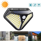 1/2/4PCs ARILUX 102 LED Movimento infravermelho solar Sensor Wall Light Outdoor Garden Light Waterproof