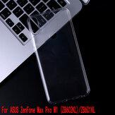Bakeey Прозрачный Ультратонкий Soft ТПУ Защитный Чехол Для ASUS ZenFone Max Pro M1 ZB601KL / ZB602KL
