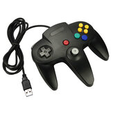 DATA FROG Classic Retro USB Przewodowy kontroler gier Gamepad Gaming Joypad dla Windows PC Mac
