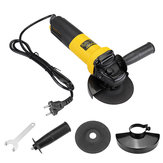 AC220V 880W Electric Angle Grinder Heavy Duty Sanding Cutting Grinding Machine Tool 115mm