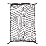 100x70cm Car Trunk Cargo Organizer Storage Tidy Hook Net Luggage Bag Nylon Mesh
