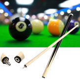 1 Stk. 48 Zoll Short Holzen Pool Billard Stick Snooker Billard Queue Rack