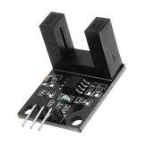 10pcs LM393 DC 5V Optoelectronic Sensor PIR Sensor Module With LED Instruction Slot Single Signal Output