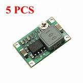 5Pcs Mini DC Ajustável Power Buck Buck Module Module Down Módulo