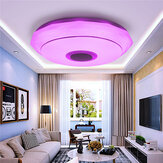 100W Smart LED Ceiling Light Lamp RGB Bluetooth Music Speaker Dimmable Bedroom