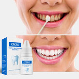Teeth Whitening Liquid Set Cotton Swab Remove Smoke Stains Coffee Stains Dental Plaque Teeth Cleaner