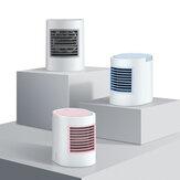 SOTHING WT-F11 المحمولة الكهربائية مايكرو سالب أيون مروحة تكييف الهواء تبريد الهواء مروحة تبريد للمنزل مكتب USB مكيف الهواء