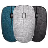 Rapoo M200G Plus Kablosuz Kumaş Mouse bluetooth 3.0 / 4.0 / 2.4Ghz 1300DPI Ev Ofis Sessiz Mouse Taşınabilir Dizüstü Mouse