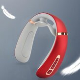 Multifonctionnel 3D Cou Pulse Masseur Électrique USB Rechargeable Chaud Compresser Colonne Cervicale Machine De Massage