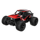 KYAMRC KY3366 1/20 2.4G RWD Rc voiture Big Foot camion hors route RTR alliage Shell Jouets
