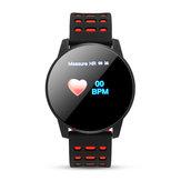 Bakeey 1,3 'Цветной экран Сердце Оценить артериальное давление Кислород Монитор Водонепроницаемы Социальные сообщения Просмотр Smart Watch