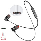 Awei Wireless bluetooth Earphone Magnetic Adsorption Sports Headphones Headsets with Mic