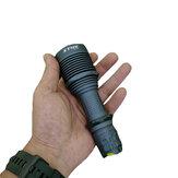 Amutorch XT45 SBT90.2 5700K 5Modes EDC Compact LED Lanterna 21700 Tocha poderosa tática