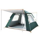 IPRee® 3-5 persone 210D Oxford impermeabile campeggio Tenda Riparo completamente automatico a prova di UV per occasioni di escursionismo all'aperto